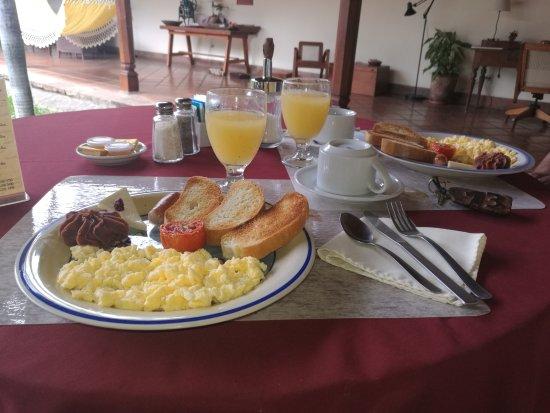 Hotel Patio del Malinche: IMG_20171001_085856_large.jpg