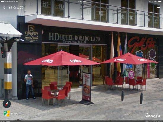 Hotel Dorado La 70 Medell 237 N Colombia Opiniones Y