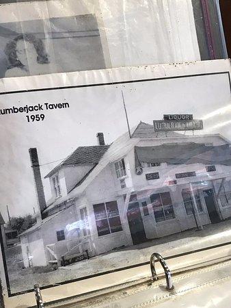 Big Bay, MI: Lumberjack Tavern - Scrapbook