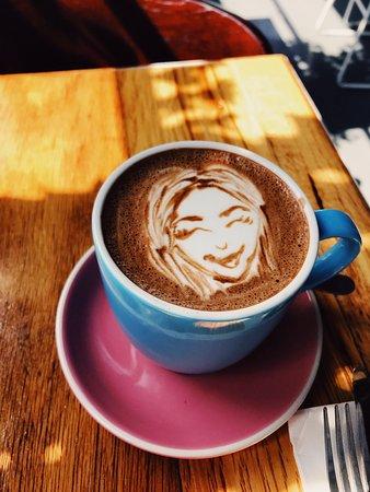 Little gem of a cafe.