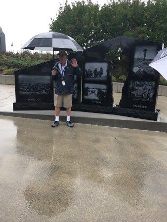 Bedford, VA: National D-Day Memorial
