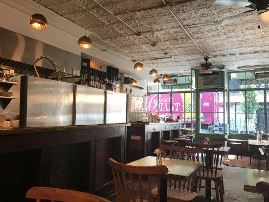 Epistrophy Restaurant New York