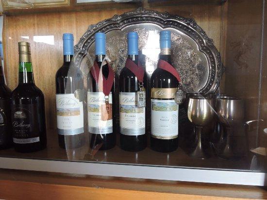 Bethany Wines: Award winning wines