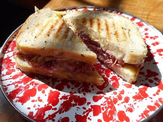 Southfield, MA: Reuben Sandwich
