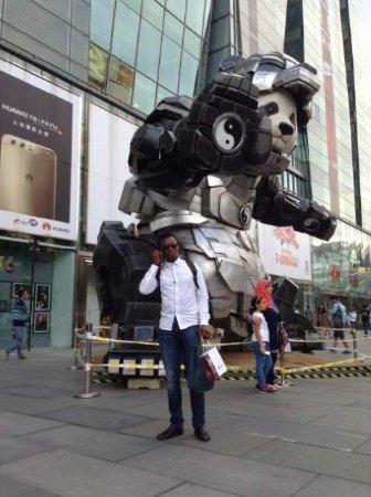 Xidan Shopping Centre (Beijing Shilipu)