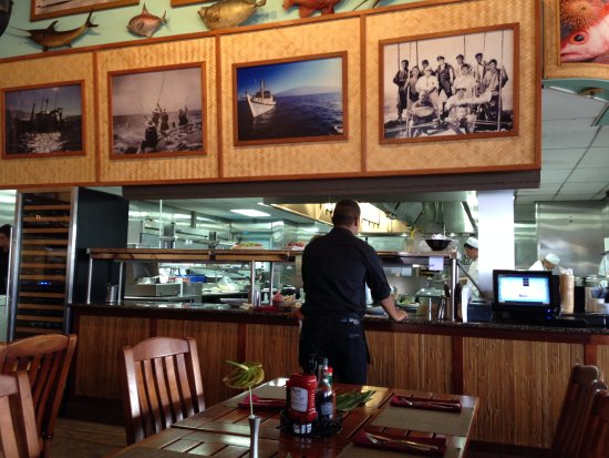 Uncle's Fish Market & Grill: A tribute to previous generations of fishermen...