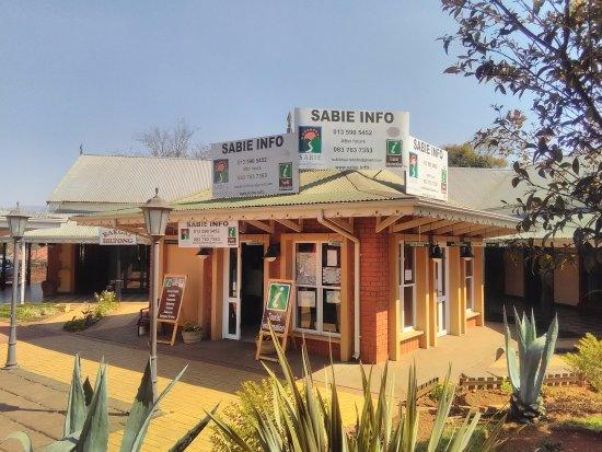 Sabie Info Office
