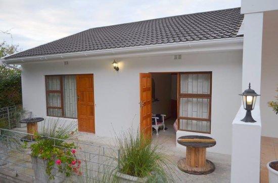 Alexandria, Sydafrika: Patio access from room