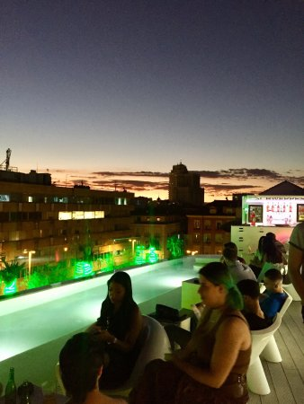 Terrazza Picture Of Gymage Terrace Madrid Tripadvisor