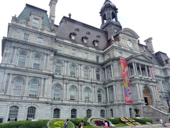 Montreal, Canada: Il municipio