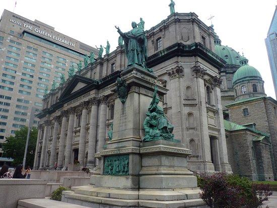 Montreal, Canada: facciata