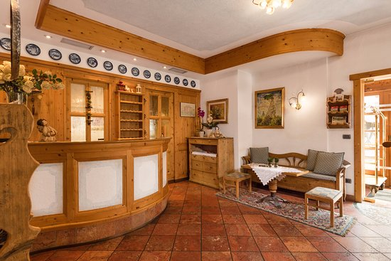 Romantic Charming Hotel Rancolin: Lobby