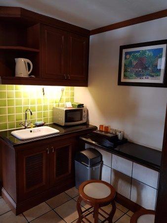 Grand Lexis Port Dickson: mini kitchen