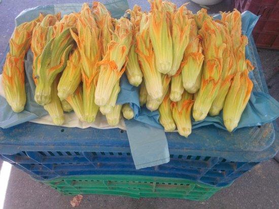 Nea Chora Farmer's Market