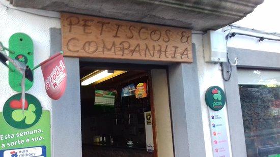 Idanha-a-Nova, Portugal: Petiscos&Companhia
