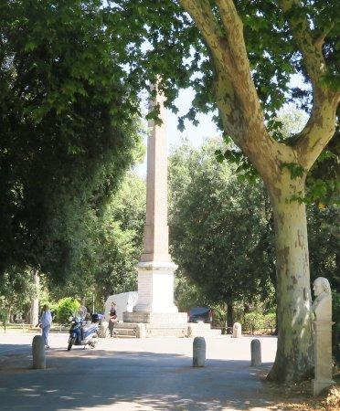 Obelisco del Pincio