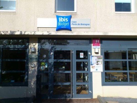 Ibis Budget Caen Porte De Bretagne Hotel  Bretteville Sur