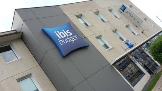 Ibis Budget Caen Porte De Bretagne