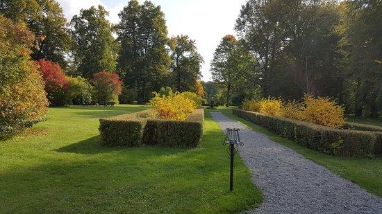 Knivsta, Szwecja: Garden