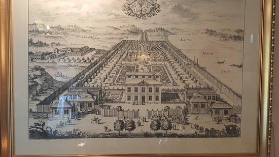 Knivsta, Szwecja: The original garden
