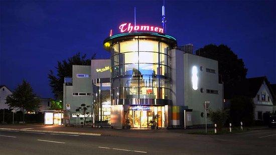 Hotel restaurant thomsen delmenhorst tyskland hotel for Hotel delmenhorst