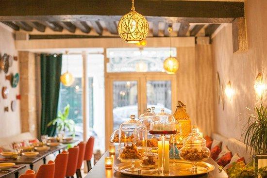 Restaurant Le Mechoui Du Prince Paris 6