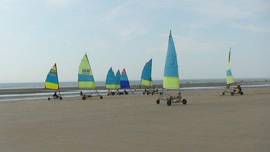 Stella-Plage, ฝรั่งเศส: La belle plage de stella