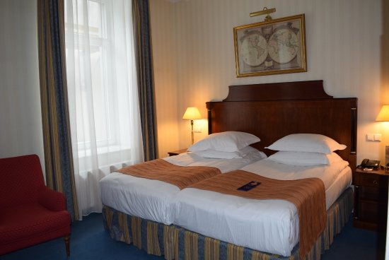 Radisson Blu Royal Astorija Hotel, Vilnius: 豪華な感じ。