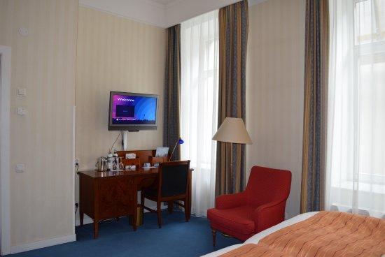 Radisson Blu Royal Astorija Hotel, Vilnius: ゆったりした造りです。
