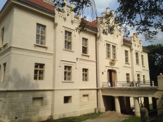 Blovice, Republika Czeska: Manor house