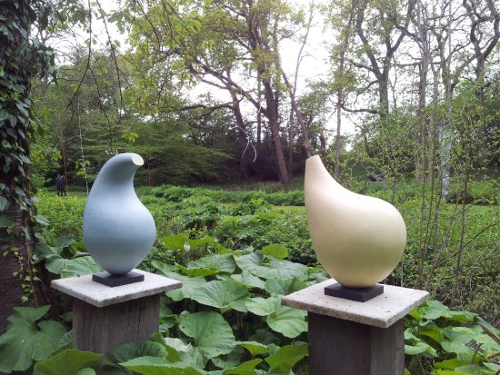 Hannah Peschar Sculpture Garden: Do You Come Here Often?
