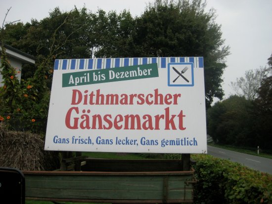 Dithmarscher Gaensemarkt