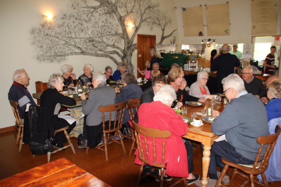 Warkworth, Nueva Zelanda: party of 21 from north shore auckland