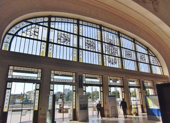 Gare de Limoges - Hall