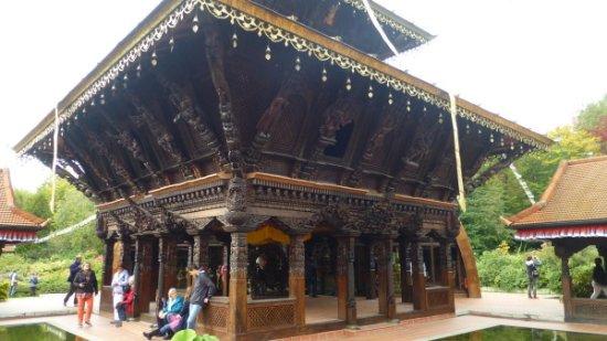 Nepal Park Wiesent