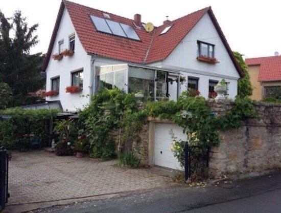 Thuringia, Tyskland: Pension Irrgang