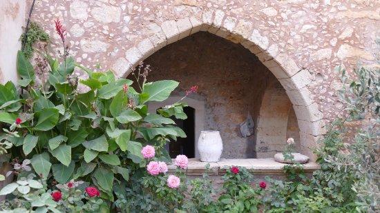 Rethymno, Grécia: Hidden window