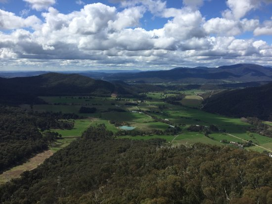 Whitfield, Australia: Powers Lookout