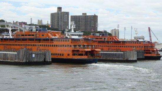 Staten Island Ferry Oktober