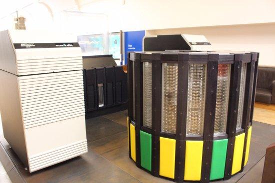 Musée des arts et métiers : First computers