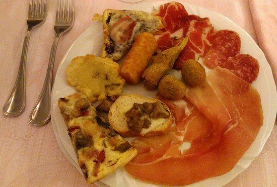 Acquasanta Terme, Italy: Bucaneve...