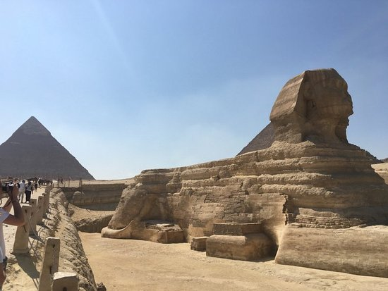 Great Sphinx: Great Monument