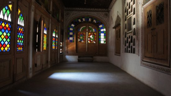 Peshawar, Pakistán: inside