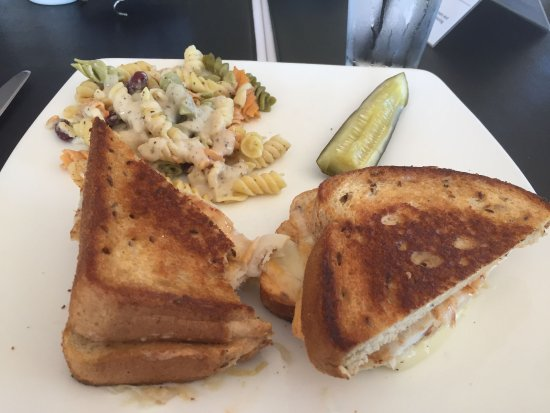 turkey reuben - Picture of Marco's Grill & Deli, Kahului ...