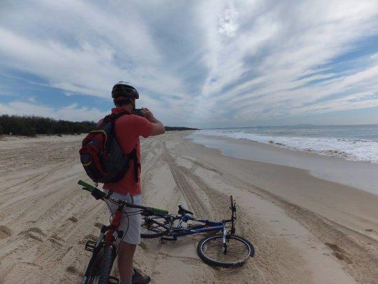 North Stradbroke Island, Australia: Amity Beach
