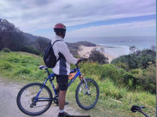 North Stradbroke Island, Australia: At Point Lookout