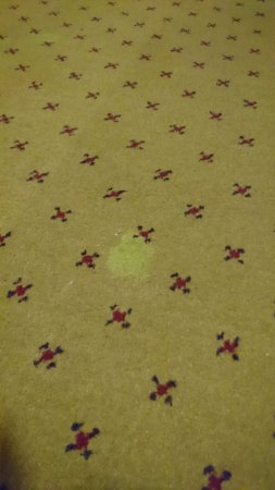 Grange Fitzrovia Hotel: Few stains on carpets in the room