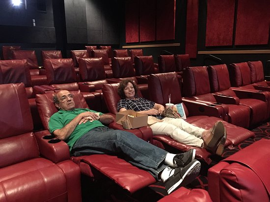Ballston Mall Movie Theater Newly Renovated Review Of