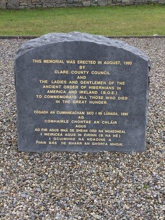 Ennistymon Famine Memorial Site