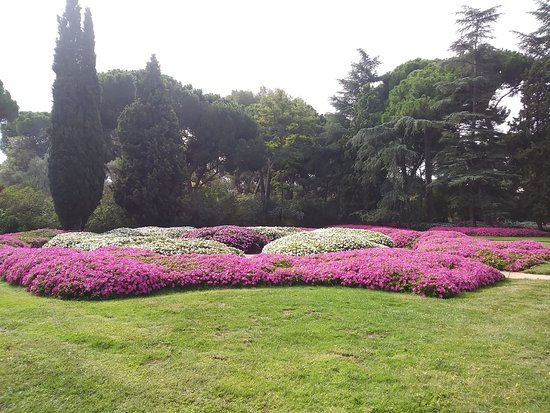 Parque de el capricho madrid parque de el capricho for Jardin historico el capricho paseo alameda de osuna 25